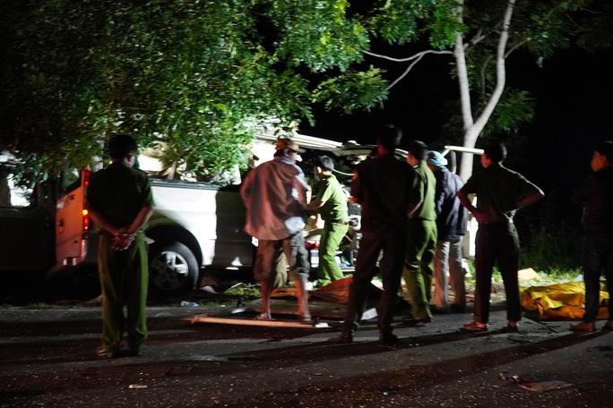 Tai nạn thảm khốc ở Bình Thuận: Tước giấy phép kinh doanh, thanh tra toàn diện nhà xe Anh Trinh - Ảnh 1.