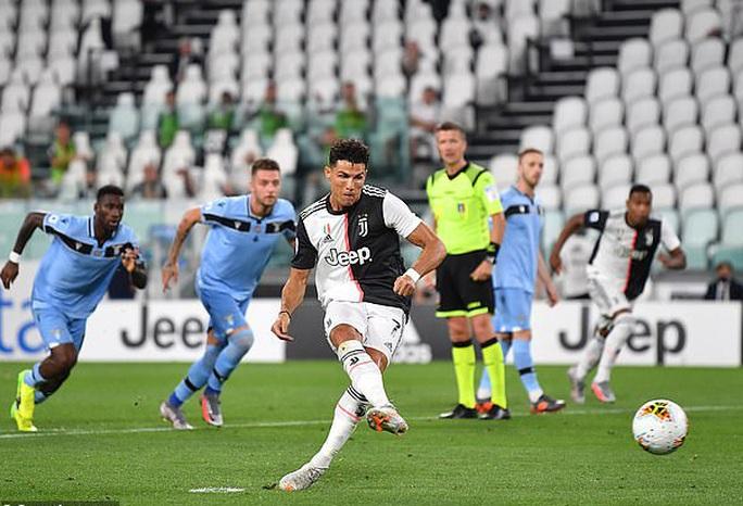Ronaldo đua giày vàng, Juventus tăng tốc đến ngôi vương - Ảnh 3.