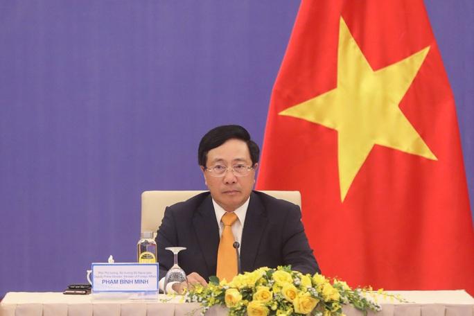 Việt Nam - Trung Quốc trao đổi thẳng thắn về tình hình Biển Đông thời gian qua - Ảnh 4.