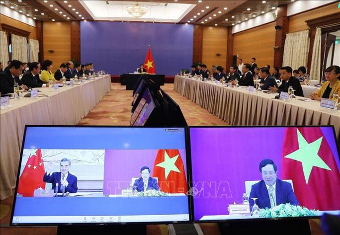 Việt Nam - Trung Quốc trao đổi thẳng thắn về tình hình Biển Đông thời gian qua - Ảnh 1.