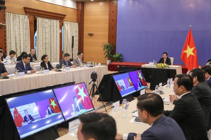 Việt Nam - Trung Quốc trao đổi thẳng thắn về tình hình Biển Đông thời gian qua - Ảnh 5.