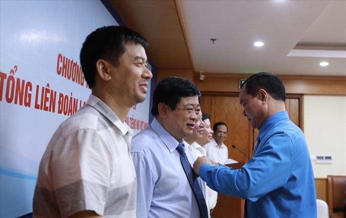 Tổng LĐLĐ VN và VOV phối hợp tuyên truyền về phong trào công nhân, Công đoàn - Ảnh 3.