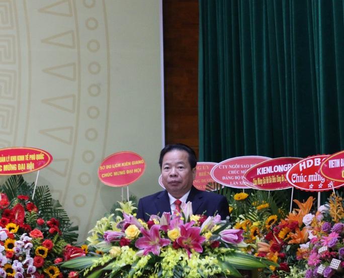 Khai mạc Đại hội Đảng bộ huyện đảo Phú Quốc - Ảnh 2.