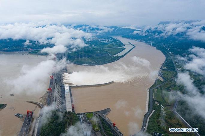 Tiết lộ hiếm hoi của Trung Quóc về đập Tam Hiệp - Ảnh 1.