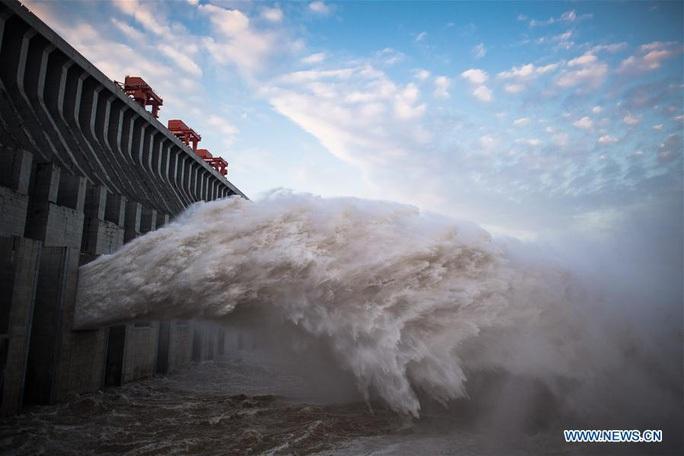 Tiết lộ hiếm hoi của Trung Quóc về đập Tam Hiệp - Ảnh 2.