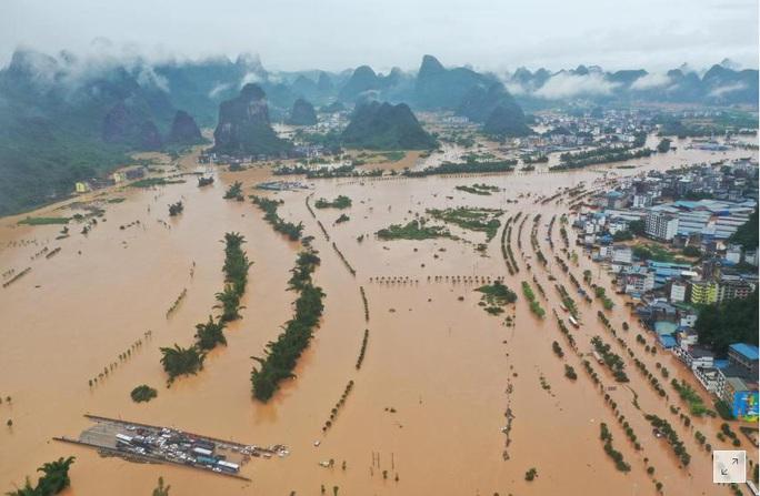 Trung Quốc lo sợ tái diễn thảm họa lũ lụt Thiên nga đen - Ảnh 1.