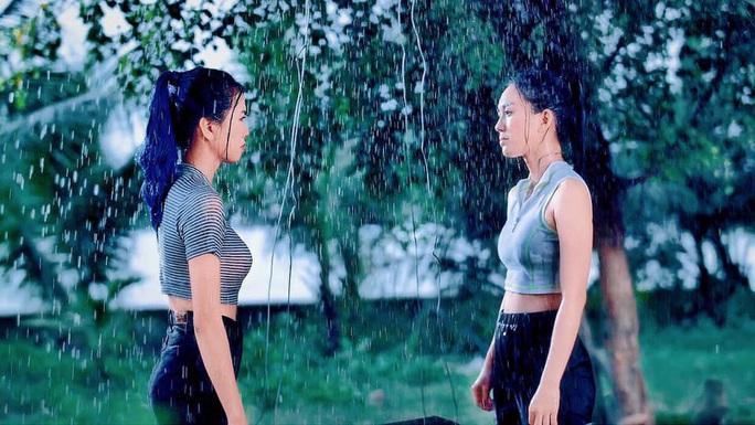 Trai xinh, gái đẹp đóng phim lên án bạo lực học đường - Ảnh 3.