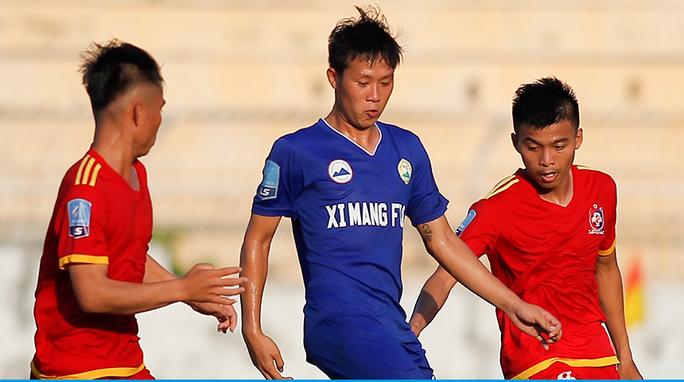 Đánh bại XM Fico-YTL Tây Ninh, CLB Bình Định lọt top 3 Giải Hạng Nhất - Ảnh 2.