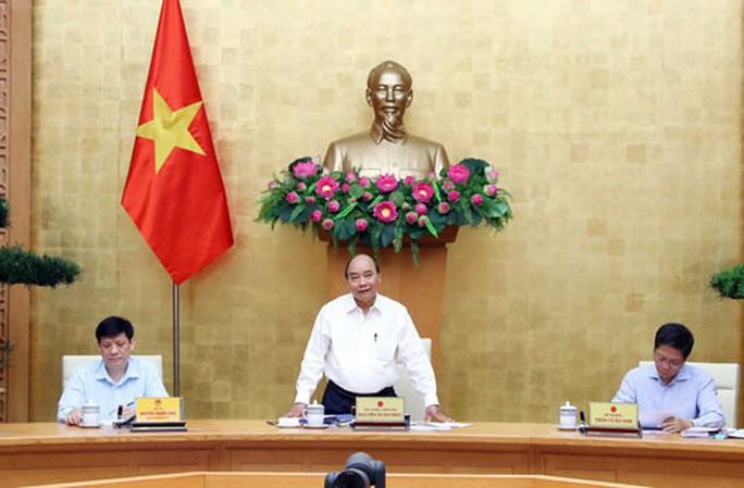 Đốc thúc phát triển kinh tế ở Bình Thuận, Đắk Nông - Ảnh 1.