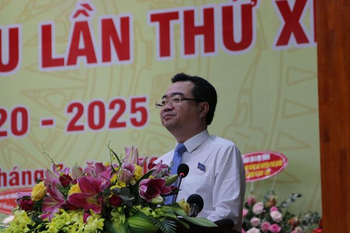Ông Mai Văn Huỳnh tái đắc cử Bí thư Huyện ủy Phú Quốc - Ảnh 7.