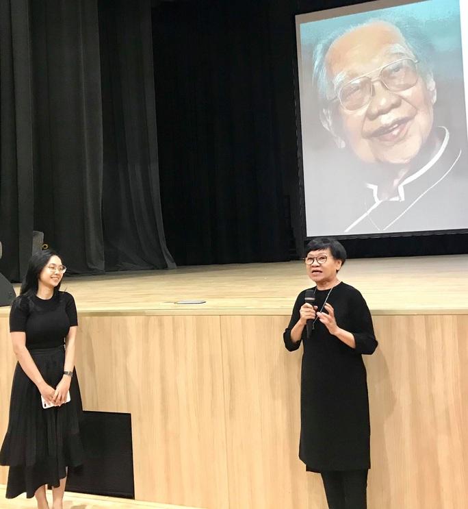 Nghệ sĩ Kim Cương, Thành Lộc xúc động trong kỷ niệm ngày sinh cố giáo sư Trần Văn Khê - Ảnh 9.