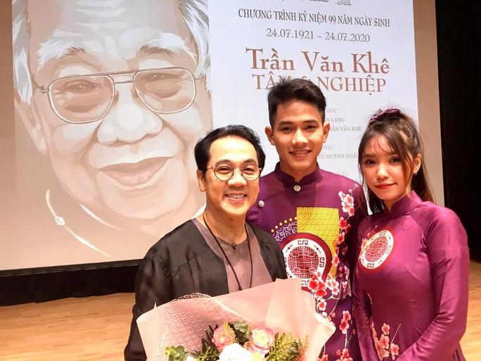 Nghệ sĩ Kim Cương, Thành Lộc xúc động trong kỷ niệm ngày sinh cố giáo sư Trần Văn Khê - Ảnh 6.