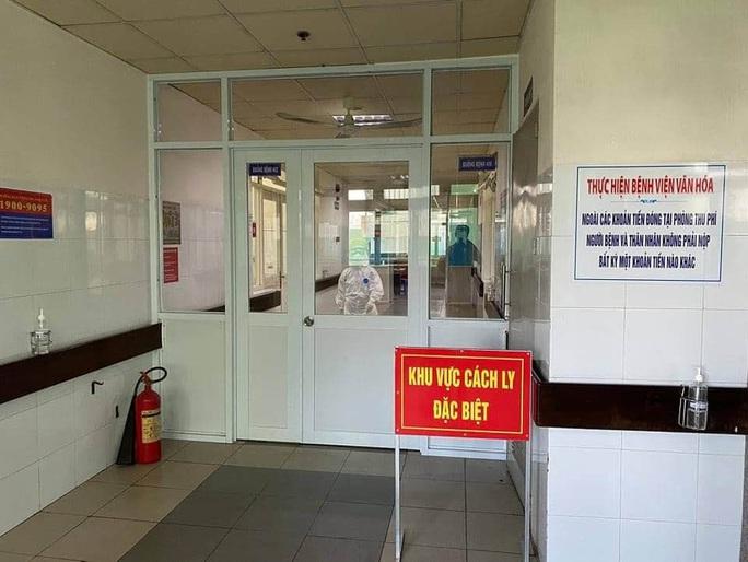 Bệnh nhân nghi mắc Covid-19 ở Đà Nẵng đang có dấu hiệu sinh tồn khả quan - Ảnh 1.