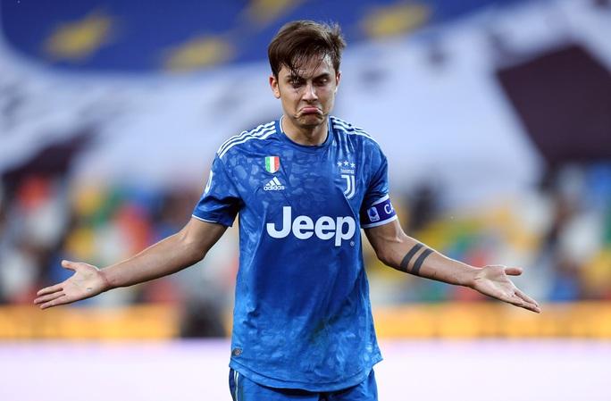 Thua sốc đối thủ lo trụ hạng, Juventus sắp mất ngôi Serie A - Ảnh 6.