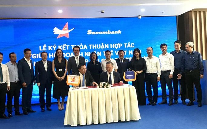 Hội Doanh nhân Trẻ Việt Nam triển khai nhiều nhiều chương trình hỗ trợ doanh nghiệp - Ảnh 1.