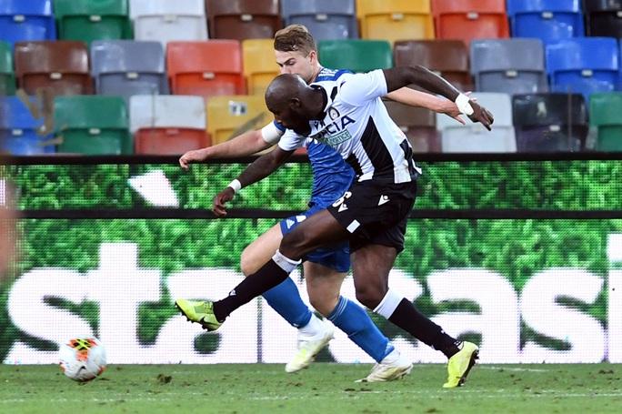 Thua sốc đối thủ lo trụ hạng, Juventus sắp mất ngôi Serie A - Ảnh 5.