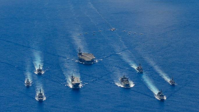 Úc gửi công hàm lên Liên Hiệp Quốc, bác yêu sách của Trung Quốc ở biển Đông - Ảnh 1.