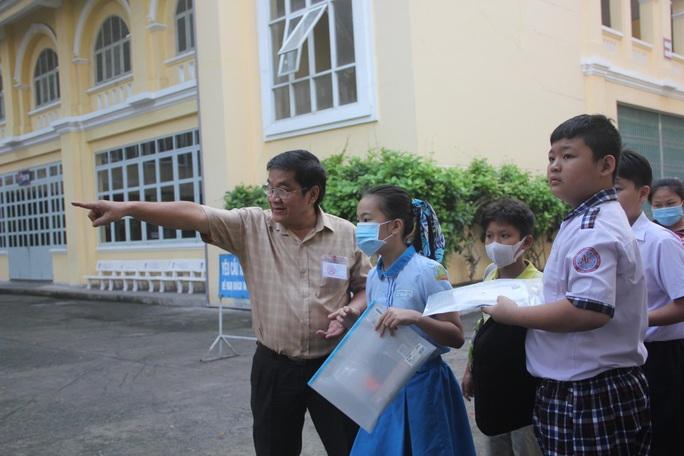 Gần 4.000 học sinh khảo sát vào lớp 6 Trường chuyên Trần Đại Nghĩa, ngày 29-7 công bố kết quả - Ảnh 3.