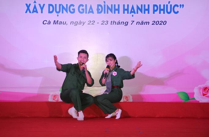 Phạm Ngọc Cầm đăng quang nữ công nhân, viên chức thanh lịch  - Ảnh 7.