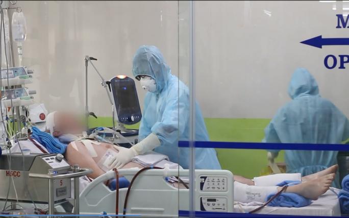 Bệnh nhân mắc Covid-19 ở Đà Nẵng phải can thiệp ECMO - Ảnh 1.