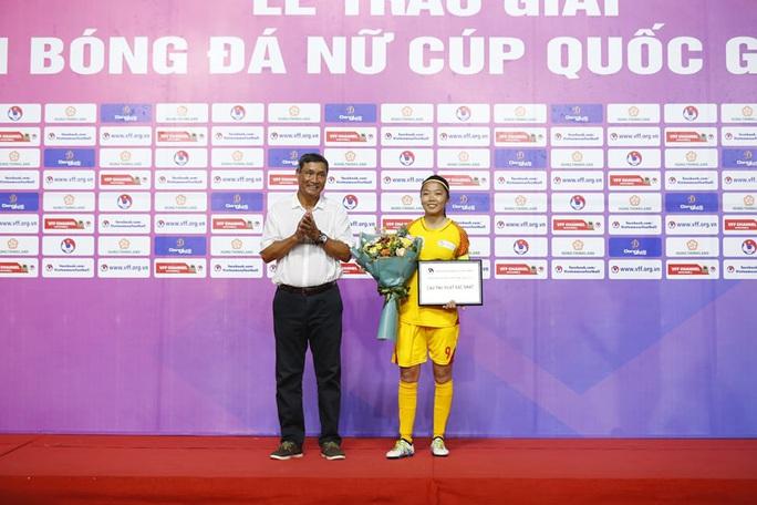 Sở hữu dàn sao tài năng, CLB TP HCM lần đầu đăng quang giải nữ Cúp quốc gia - Ảnh 3.