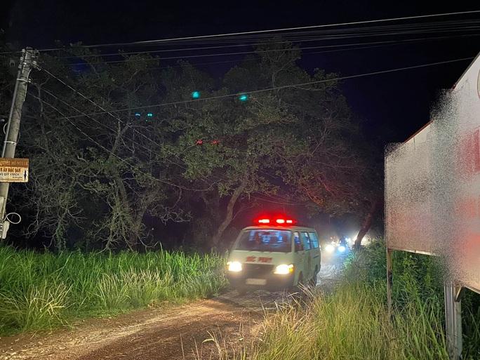 Tai nạn thương tâm ở Đồng Nai, 2 người tử vong sau bữa cơm tối - Ảnh 3.