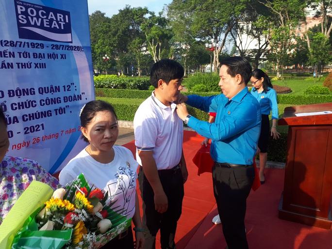 Nhiều hoạt động chào mừng ngày thành lập Công đoàn Việt Nam - Ảnh 7.