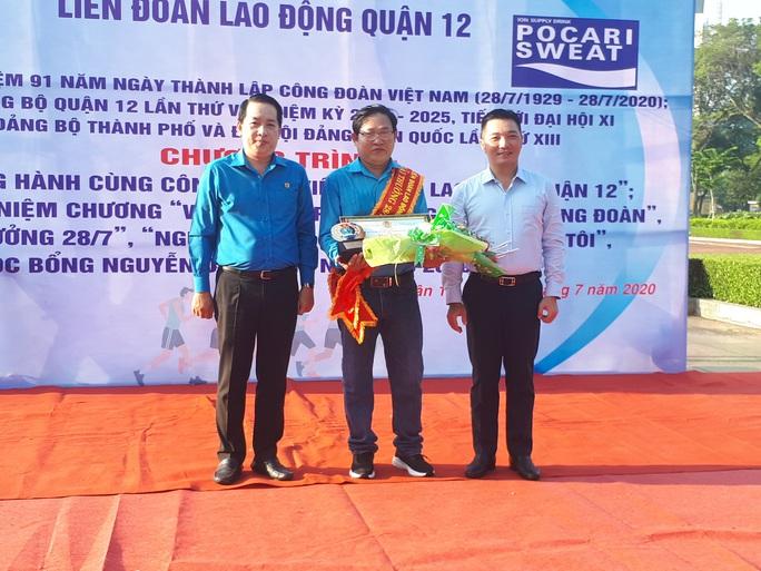 Nhiều hoạt động chào mừng ngày thành lập Công đoàn Việt Nam - Ảnh 6.