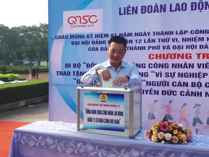 Nhiều hoạt động chào mừng ngày thành lập Công đoàn Việt Nam - Ảnh 4.