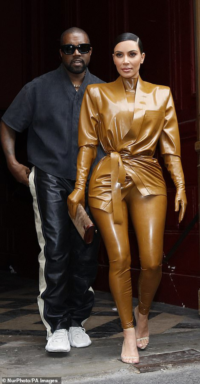 Bêu xấu Kim Kardashian thậm tệ, Kanye West cầu xin vợ tha thứ - Ảnh 3.