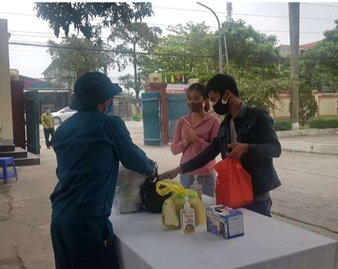 Yêu cầu những người đã đến từ TP Đà Nẵng trong vòng 14 ngày khai báo y tế - Ảnh 1.
