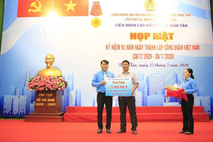 Nhiều hoạt động chào mừng ngày thành lập Công đoàn Việt Nam - Ảnh 9.
