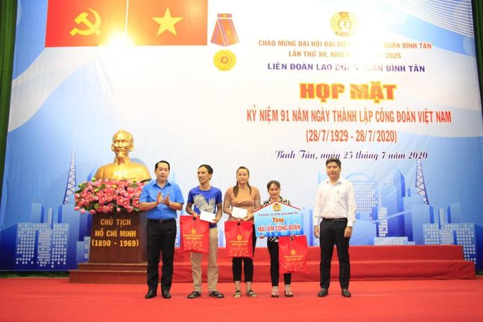 Nhiều hoạt động chào mừng ngày thành lập Công đoàn Việt Nam - Ảnh 10.