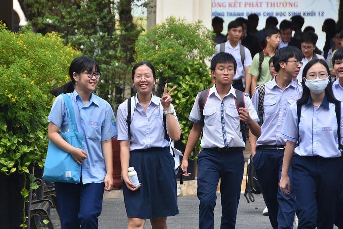 TP HCM công bố điểm thi lớp 10, xem điểm tại đây - Ảnh 1.