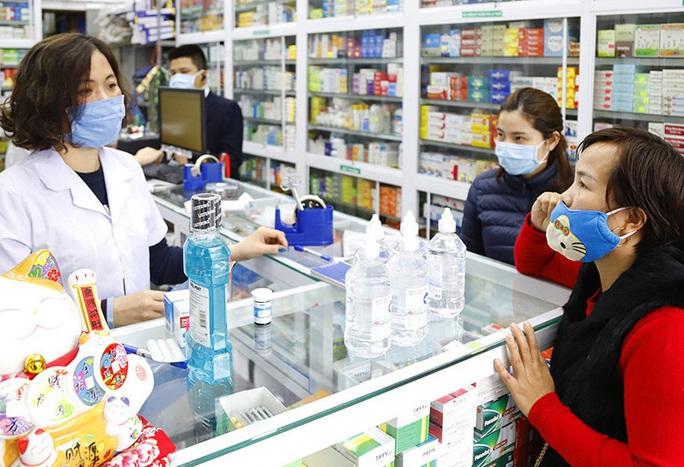 Mua thuốc cảm cúm phải để lại thông tin cá nhân - Ảnh 1.