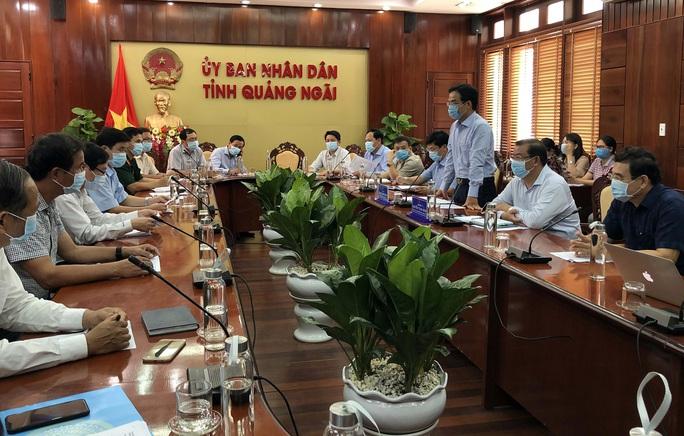 Quảng Ngãi xác định có 127 người tiếp xúc gần bệnh nhân 419 - Ảnh 2.