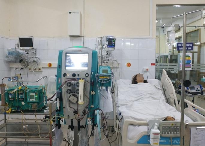 Sau bệnh nhân 416, xem xét chỉ định ECMO cho bệnh nhân 418 ở Đà Nẵng - Ảnh 1.