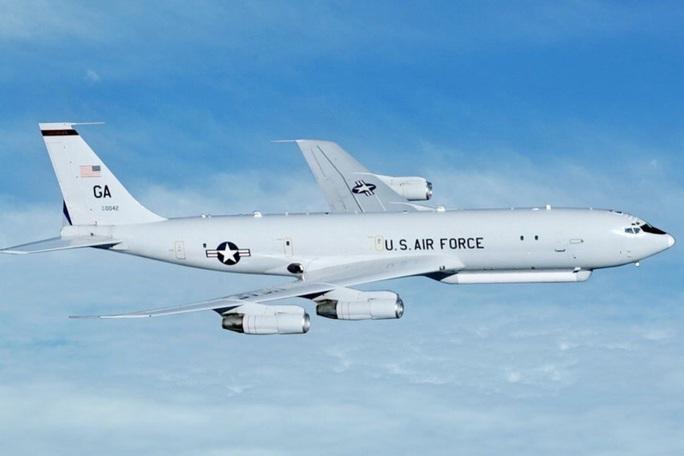 Máy bay trinh sát Mỹ hiện diện kỷ lục trên biển Đông - Ảnh 1.