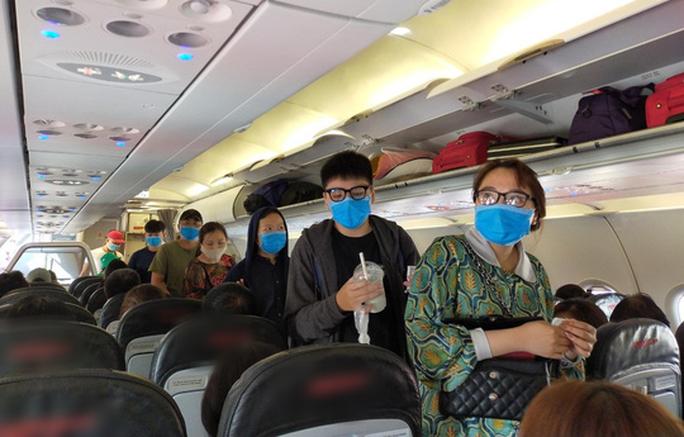 Siết chặt phòng chống dịch trên các phương tiện vận tải hành khách - Ảnh 1.