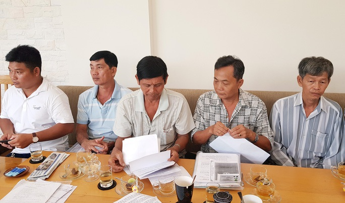 1 người dân vào tù vì phản ứng thái quá việc huyện thu hồi đất sai vị trí - Ảnh 2.