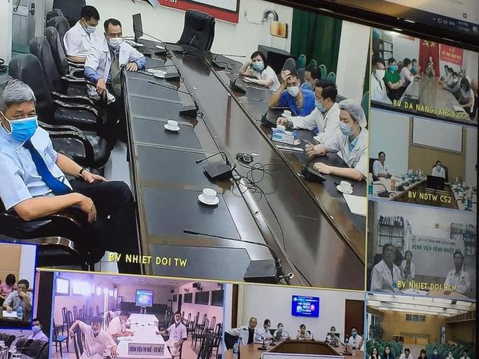 Ngoài 2 bệnh nhân 416 và 418, thêm bệnh nhân 431 ở Đà Nẵng diễn biến rất nặng - Ảnh 1.