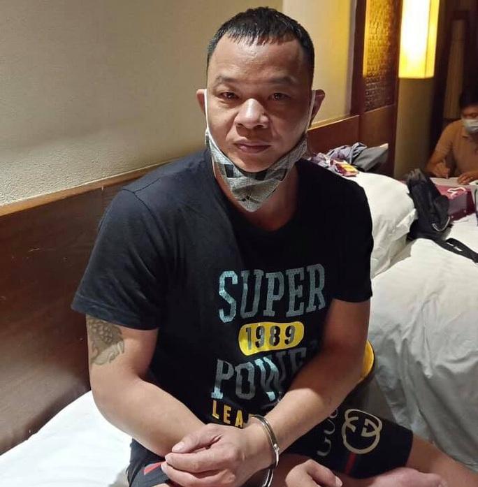 Quảng Nam trục xuất 21 người Trung Quốc nhập cảnh trái phép - Ảnh 1.