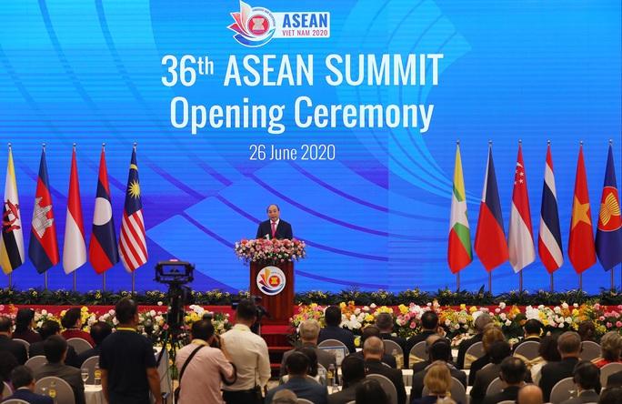 Dấu ấn Việt Nam trong ASEAN - Ảnh 1.