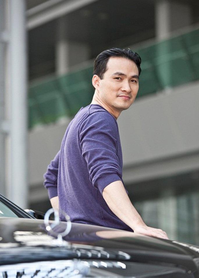 Diễn viên Chi Bảo gây bất ngờ khi lập Chợ tình - Ảnh 1.