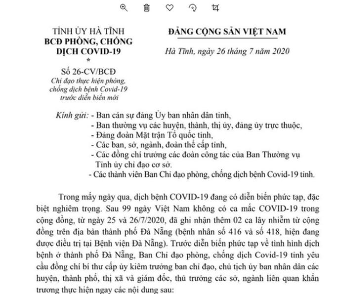 Người từ TP Đà Nẵng về/tới phải khai báo y tế, theo dõi sức khoẻ - Ảnh 3.