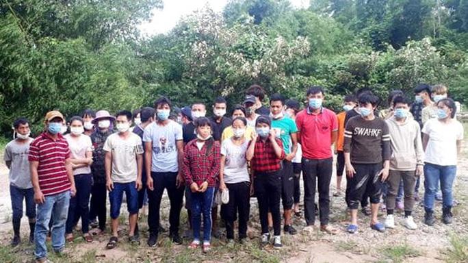 Khởi tố 6 đối tượng tổ chức người nhập cảnh trái phép vào Việt Nam - Ảnh 1.