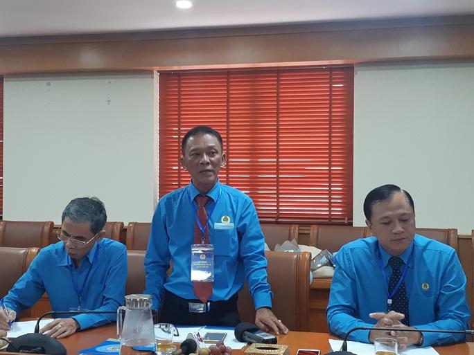 Lãnh đạo Tổng LĐLĐ Việt Nam gặp mặt 10 cán bộ Công đoàn nhận Giải thưởng Nguyễn Văn Linh lần thứ II-2020 - Ảnh 3.