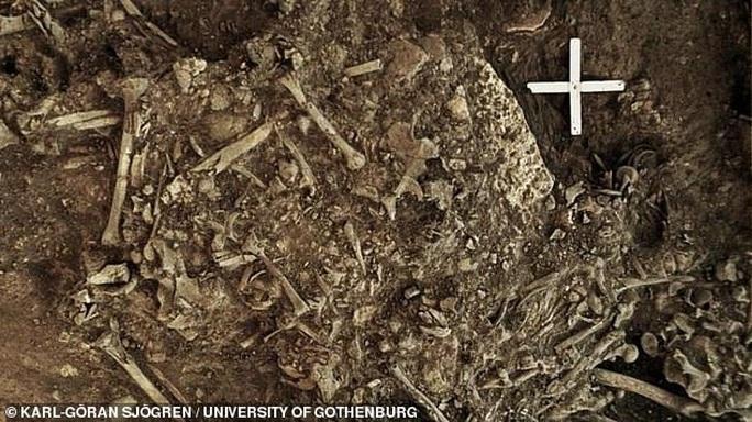 Mộ cổ cô gái 5.000 tuổi chết cùng sinh vật gây ám ảnh hàng ngàn năm - Ảnh 1.