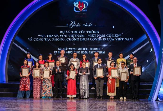 Báo Người Lao Động đoạt Giải thông tin đối ngoại lần thứ VI - Ảnh 3.