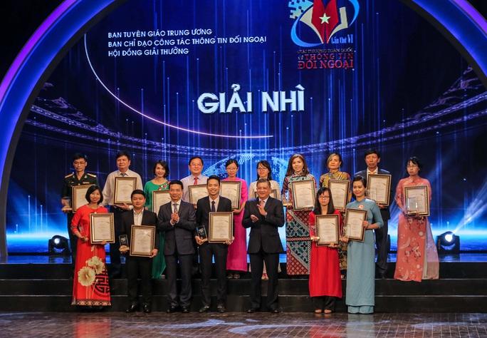 Báo Người Lao Động đoạt Giải thông tin đối ngoại lần thứ VI - Ảnh 5.